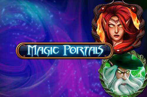 Magic Portals touch